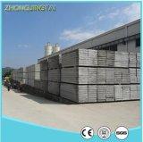 La Cina ha prefabbricato la sabbia delle case Using la scheda del cemento all'esterno