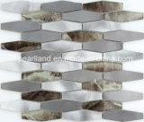 De Tegels van het Patroon van het Mozaïek van het Aluminium van de Decoratie van de Tegel van de Muur van de keuken