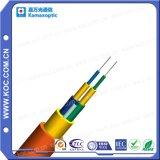 Om2 50/125 mm кабеля II Koc волокна оптически двухшпиндельного круглого крытого