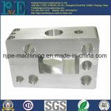 Placa feita à máquina CNC feita sob encomenda do metal da alta qualidade