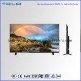 40 «une vente chaude du panneau FHD DVB-T Dled TV de pente dans Moyen-Orient l'Europe Asie