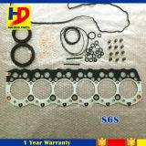 De Uitrusting van de Pakking van de Revisie van Mitsubishi S6s voor de Motor van het Graafwerktuig