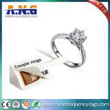 宝石類管理RFID宝石類の札のためのISO 15693 Hf RFIDのラベル