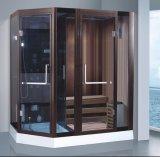 샤워 (AT-8861A)를 가진 1900mm 다이아몬드 모양 증기에 의하여 결합되는 Sauna
