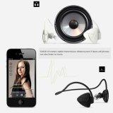 Écouteur sans fil de Bluetooth de Neckband stéréo sans fil de sport de Sh03D NFC