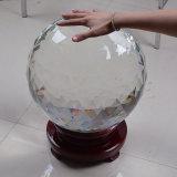 膨大なサイズ200mm 300mm 500mmのクリスタルグラスカラー球