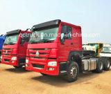 El cargo resistente de los carros de vaciado de China HOWO acarrea los carros del alimentador