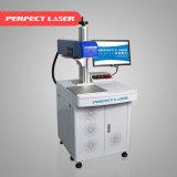 Or et borne argentée de machine de gravure de /Pen de machine de gravure de laser/laser de fibre
