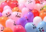 De in het groot Ballon van de Partij van de Ballon van de Decoratie Ballon hart-Gevormde