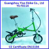 Platinum Electric Folding Mini Kids Small Electric E Bicycle
