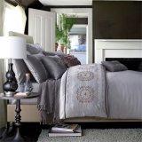 Просто постельные принадлежности Silk хлопка мытья 4 комплекта для J20120