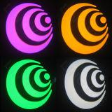 Endroit mobile de la tête RGBW de faisceau de l'éclairage 200W DEL d'étape de disco