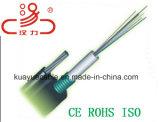 Faisceau du câble fibre optique Gyxtc8s 96/câble d'ordinateur/câble de caractéristiques/câble de transmission/câble/connecteur sonores