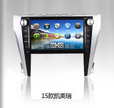 GPS van Radio van de auto in Dashboard voor Toyota Camry 2015 met TV iPod 3G RDS Support 1080P