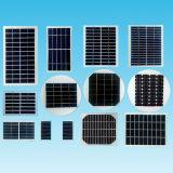 Montado en sistema casero solar del tejado sobre la central eléctrica de la casa 3kw