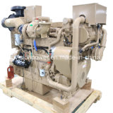 engine marine de 400HP/300kw, engine de propulsion, Cummins Engine pour l'application marine