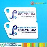 Etiqueta pasiva de la lealtad de la identificación de seguridad del PVC NTAG213 NFC RFID