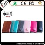 Алюминиевый материал и кредитная карточка RFID протектор карточки пользы