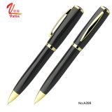 [هيغقوليتي] معدن ترقية ينقش قلم [بلّبوينت بن] سميك