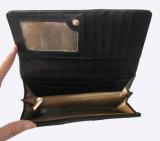 Соединяя бумажник для женщин, повелительница Портмоне PU кожаный