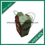 음식 급료 PE 입히는 마분지 국수 상자