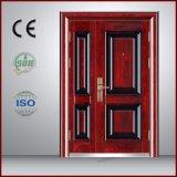 Eindeutiges Entwurfs-Qualitäts-gutes Metallsichere Tür
