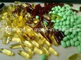 Pillole della medicina che imbottigliano strumentazione