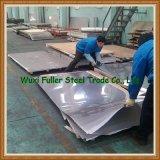 Chapa de aço inoxidável ASTM 304 com alta qualidade