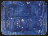 2150mm Blauwe Free Standing Outdoor SPA voor 3 Mensen (bij-8805)