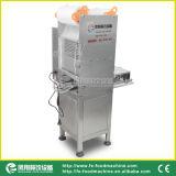 Промышленная вертикальная автоматическая машина упаковки запечатывания уплотнителя подносов чашки коробки быстро-приготовленное питания