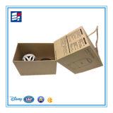 La casella piegante/ha ondulato la casella/contenitore di scanalatura/casella rigida/casella di carta