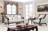 Il sofà classico del tessuto ha impostato (#2428)