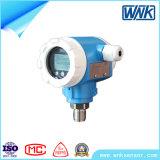 Transmisor de temperatura inteligente que admite entradas múltiples con 4-20mA, Modbus Ouput
