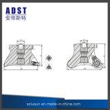 CNC機械のための切断のアクセサリKm12の表面製造所のカッター