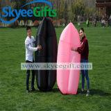 Kundenspezifisches Hotsales aufblasbares Luft-Sofa für im Freienaktivitäten