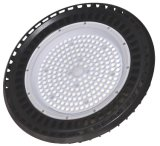Alto indicatore luminoso della baia del UFO LED del soffitto 150W 200W del magazzino della fabbrica di lumen alto
