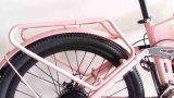 """26의 """" 알루미늄 프레임 산 전기 자전거, 27 속도, 북아메리카 시장을%s 현탁액 포크"""