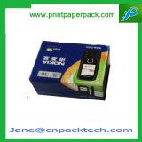 Het Elektronische Product dat van de douane de Kosmetische Vakjes van het Document van de Telefoon van de Geneeskunde Mobiele verpakt