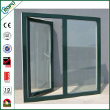 فينيل بثق ضعف يزجّج نافذة قطاع جانبيّ حد نافذة