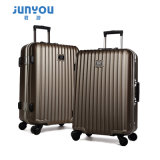 Angemessener Preis-Qualität PC materieller Laufkatze-Gepäck-Koffer für reisende beste Geschenke