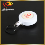 Custom Round Shape Eco-Friendly Yoyo Badge Reel para titular do cartão