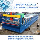 Rolo da telha de telhado que dá forma à máquina da telha da máquina da construção para a venda