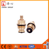 Fournisseur d'usine pour la cartouche de laiton d'accessoires de robinet de qualité