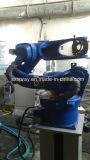 Manipulador de brazo robótico de 6 ejes para pulverización térmica en polvo Revestimiento de revestimiento Acristalamiento