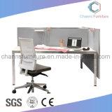 Moderner hölzerner Büro-Möbel-populärer Computer-Arbeitsplatz