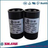 CD60 Motorstartkondensator 165VAC