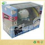 Caixa de presente ondulada personalizada com inserção para brinquedo (CKT-CB-622)