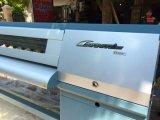 impresora de inyección de tinta solvente de los 3.2m (10.5 pies) Infiniti Fy-3208t con la resolución de la cabeza de impresora 720dpi de Seiko Spt-510/35pl