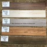 Telha de assoalho de madeira cerâmica