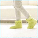 たくわえのウォームブートの女性の靴の冬のブート